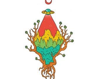 Primary Color UFO 3/3