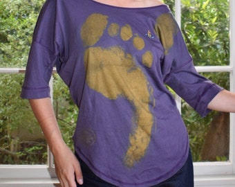 Vivienne Westwood Footprint Top