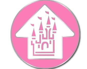 Magic Kingdom Parkin Pin
