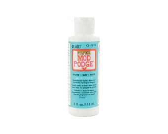 Mod Podge - Paper Matte Finish 4oz