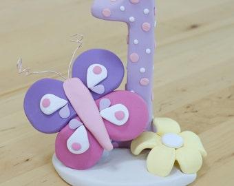 Little Butterfly Cake Topper - Keepsake