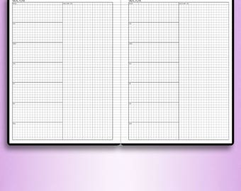 Menu planner, meal plan, #E-M (printable inserts, happy planner inserts, happy planner printable, planner inserts)