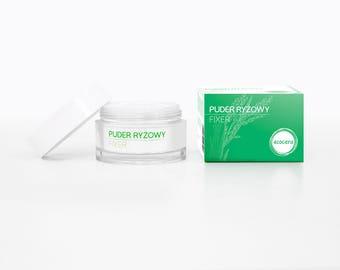 Organic Rice Powder - Makeup Fixer (15g)