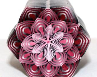 Polymer Clay Tutorial Flower Doodle Millefiori Cane
