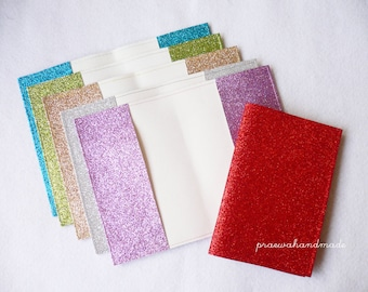 Plain passport cover/ A5 or A6 notebook cover