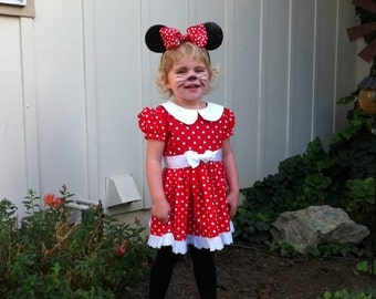 Minnie Mouse costume Sold out