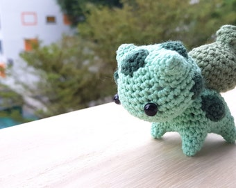 Crochet Bulbasaur DOLL
