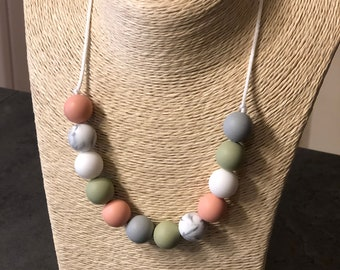 Silicone Teething Necklace | Teething Necklace |