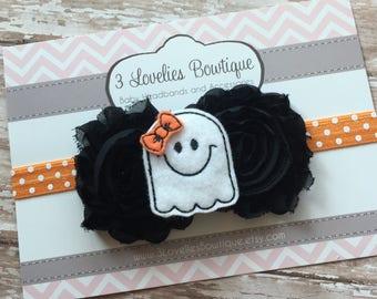 Halloween Headband.Halloween Baby Headband..Black Headband.halloween.Baby Girl Headband..Headband..Baby Headband..Halloween Headbands