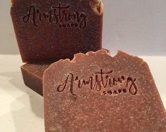 "WILD WILD WEST Collection of Soaps-""Miss Kitty"" - A Victoria Type Fragrance called Amber Romance"