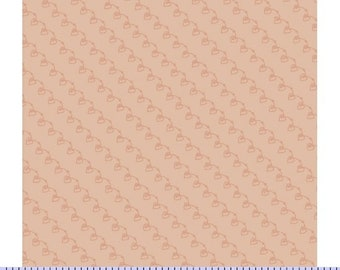 Marcus Nancy Rink On Plumberry Lane Pink Tonal Floral Fabric 2276-0129 BTY