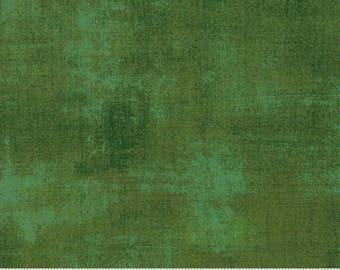 1/2 Yard - Grunge Basics - Pine - BasicGrey - Moda - Fabric Yardage - 30150 367