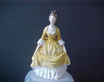 """Royal Doulton Coralie Hn 2307  7-1/4"""" tall  Mint condition, no chips, scratches, repairs or crazing"""