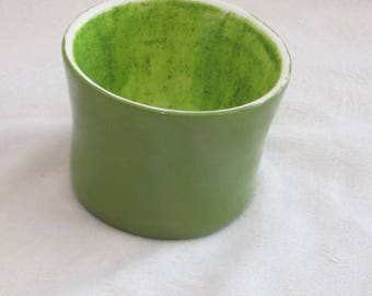 Green Asian Geacup