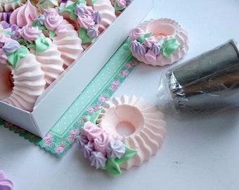 HOT ITEM!! Extra Large Sultan Premium Piping Nozzle for Sultane Style Meringues