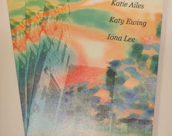House of Three: Katie Ailes, Katy Ewing, Iona Lee
