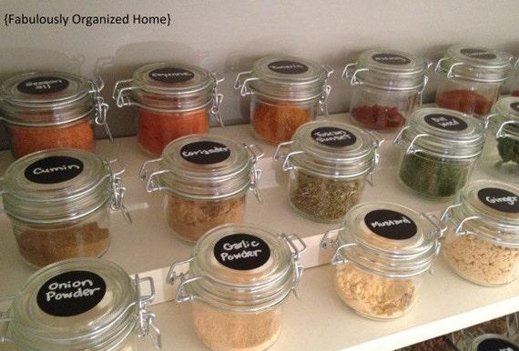 label spice jars