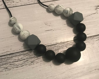 Silicone necklace