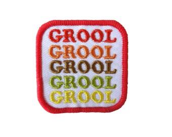 Grool Patch