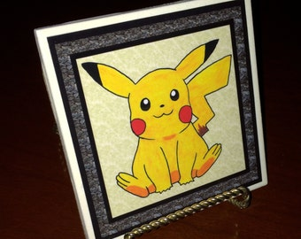 Pikachu Coaster