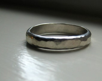 Mens Wedding Ring with RUSH PRODUCTION and EXPEDITED shipping