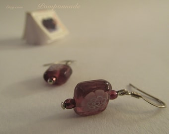 2666 - Earrings Murano Glass