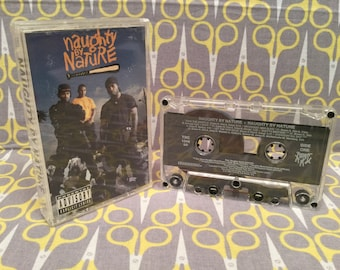 Naughty by Nature by Naughty by Nature Cassette Tape rap