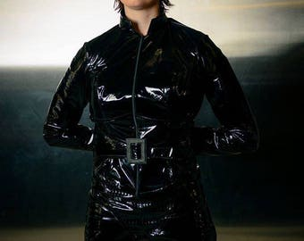 Trinity from The Matrix Reloaded Costume