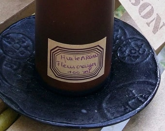 Argan oil orange blossom-scented