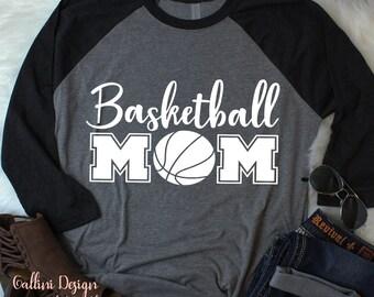 Basketball Mom Svg Basketball Svg Basketball Cut FIles Svg Basketball Cutting Files Svg Files Silhouette Files Cricut Files Dxf Eps Png