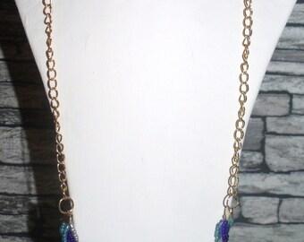 """Fancy women """"Twist"""" neck chain"""