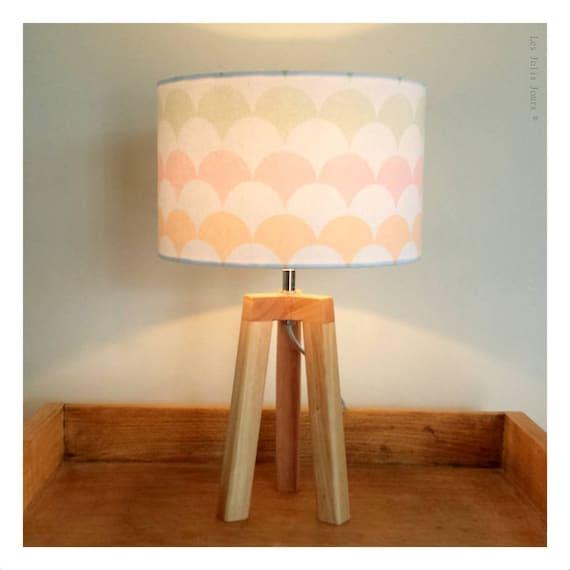 PASTEL tripod lamp