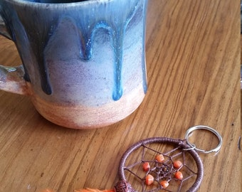 Custom Dream Catcher Keychains 2""