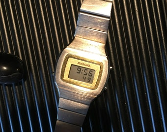 The Blade Runner Microma LCD Watch