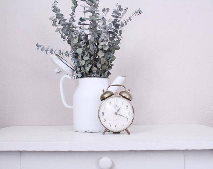 Vintage Gabriel Alarm Clock // Mantle Display
