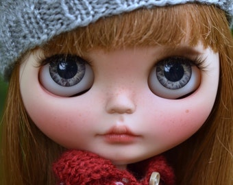 Beatrice OOAK Custom Blythe by Miss Chailai