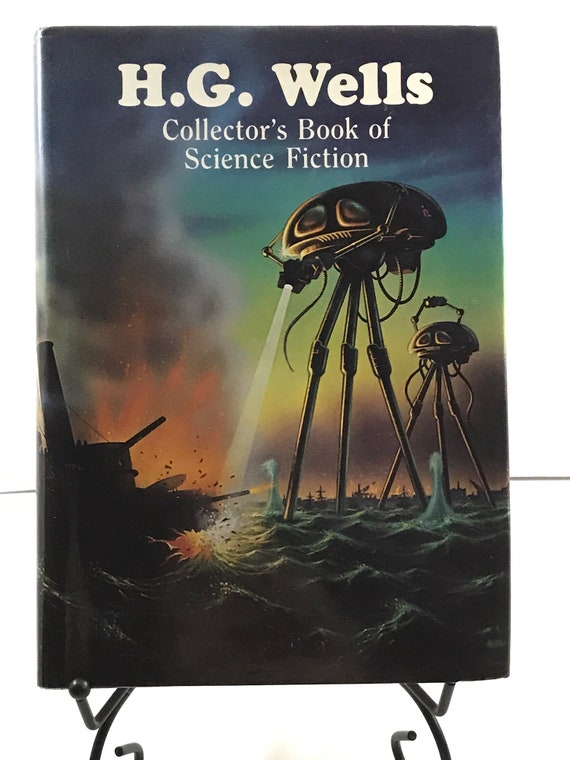 H.G. Wells  Collectors Book of Science Fiction