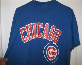1988 Chicago Cubs t-shirt