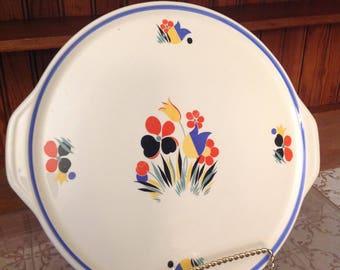 Universal pottery platter