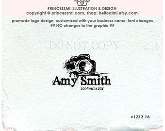 1232-16  logo branding, photography branding, camera photography, camera art,   business branding, logo watermark, camera graphic