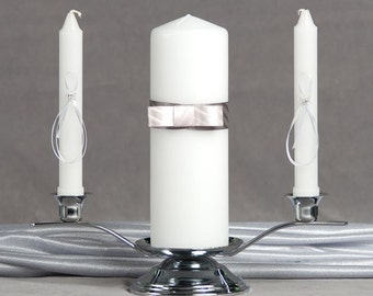 Tie(ing) the Knot Unity Candle Set - 350310