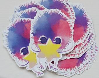 Studio Ghibli Susuwatari Spirited Away Sticker