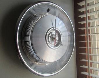 1966-67 Cadillac Hubcap Clock no.2592