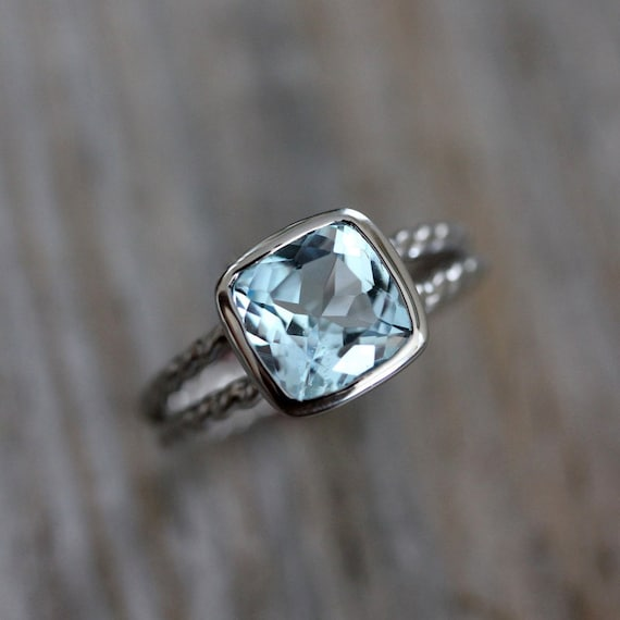 ring rings by ladies light etsy sky december birthstone on blue luceestreasurechest pin teardrop topaz