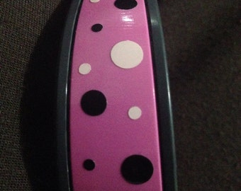 Polka Dots to Decorate Disney Magic Band - Vinyl Decal
