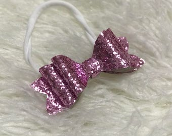 Pink passion stacked bow