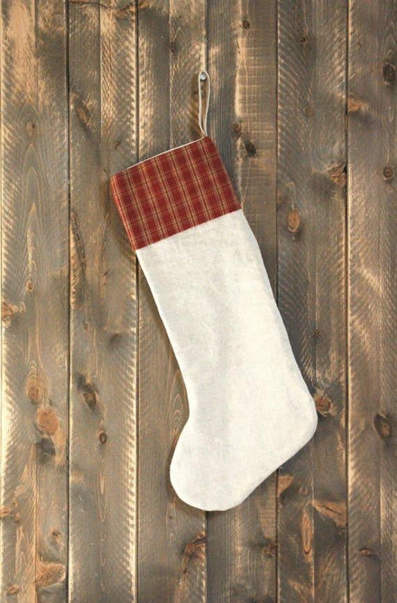 primitive christmas stocking primitive christmas - Primitive Christmas Stockings