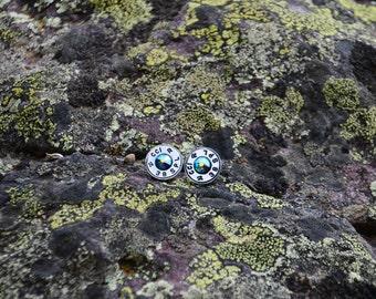 Bullet earrings, Limited edition color, earrings, stud earrings, 38SPL