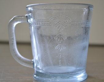 """Vintage Fire-King Dinnerware """"Philbe"""" Cup"""