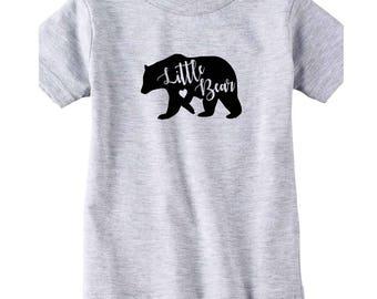 Little Bear Infant Shirt